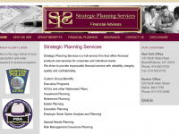 Website: Financial Planner