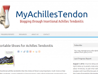 Blog: MyAchillesTendon.com